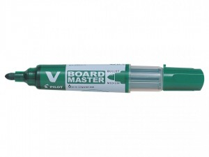 Pilot V-Board Master Marker Medium Zielony