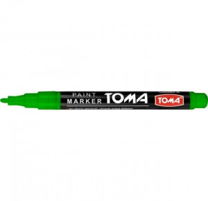TOMA Marker olejowy TO-441 zielony 6 ml